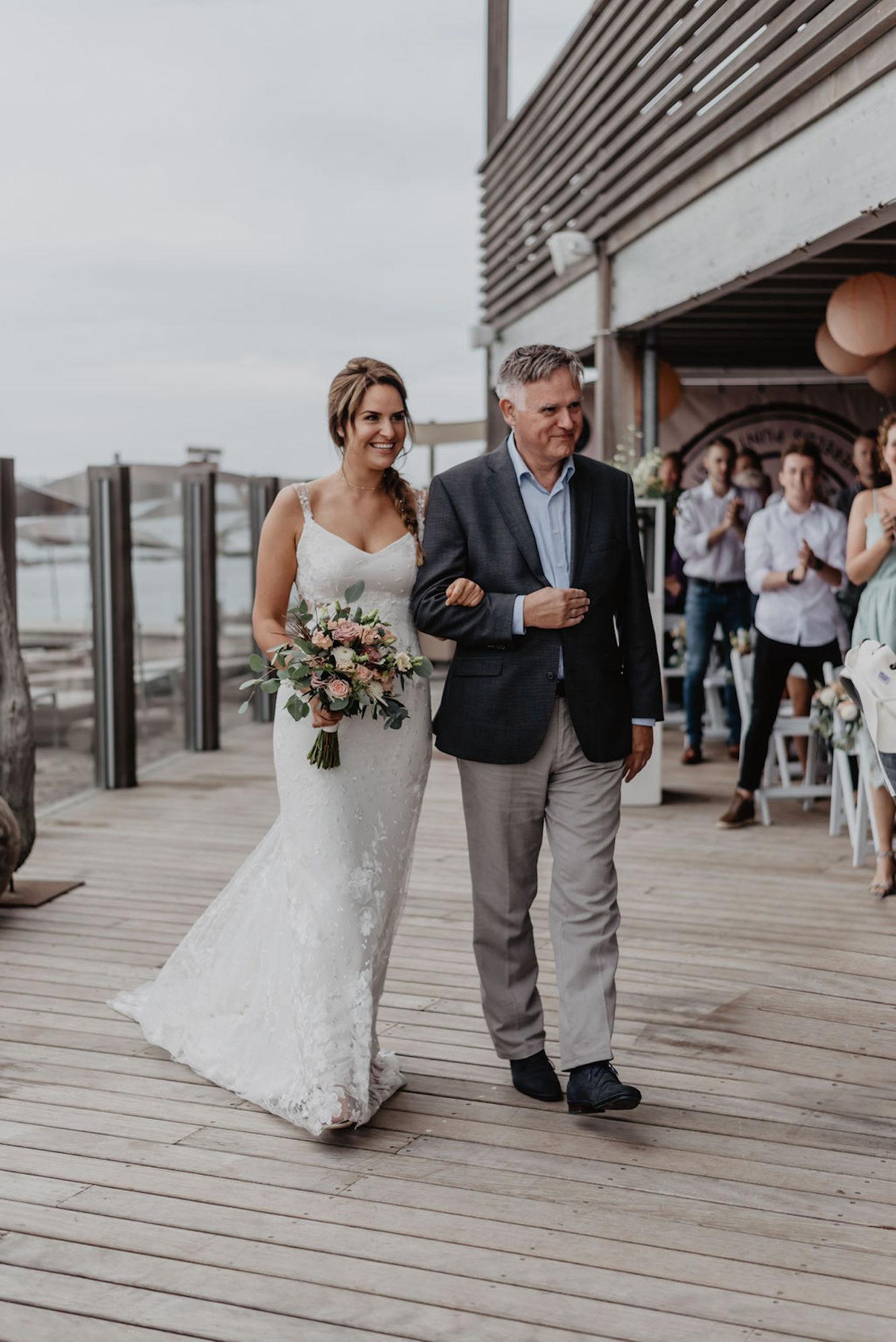 Hanneke Peters Couture - handgemaakte trouwjurk unieke trouwjurk laten maken